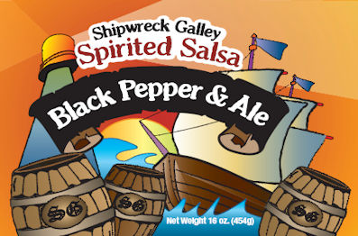Black Pepper & Ale